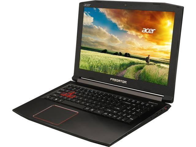 "Refurbished: Acer PH315-51-78NP 15.6"" 144 Hz IPS Intel Core i7 8th Gen 8750H (2.20 GHz) NVIDIA GeForce GTX 1060 16 GB Memory 256 GB SSD Windows 10 Home 64-Bit Gaming Laptop (Manufacturer Recertified)"