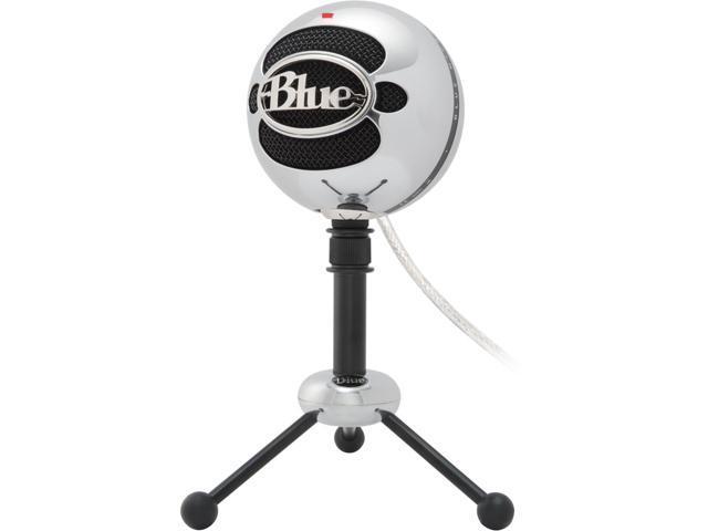 Blue Microphones - Snowball (Brushed Aluminum)
