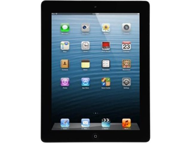 "Refurbished: Apple iPad 2 MC769LL/A-C Apple A5 1.00 GHz 512 MB Memory 16 GB Flash Storage 9.7"" 1024 x 768 Tablet - Grade C Black"