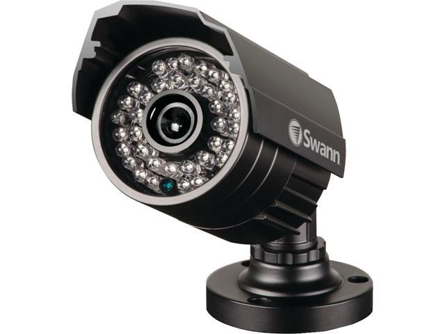 Swann PRO-735 (SWPRO-735CAM-US) Multi-Purpose Day/Night Indoor/Outdoor Security Camera with Night Vision 85 ft. /25 m