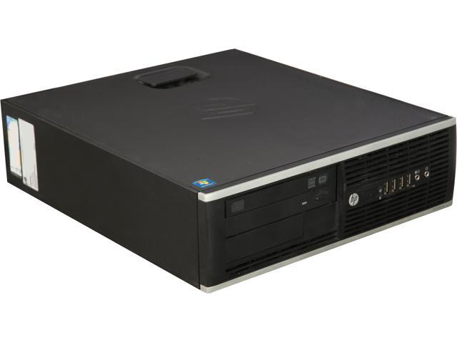 Refurbished: HP Desktop Computer 6305 A6-Series APU A6-5400B (3.60 GHz) 4 GB 250 GB HDD AMD Radeon HD 7540D Windows 7 Professional
