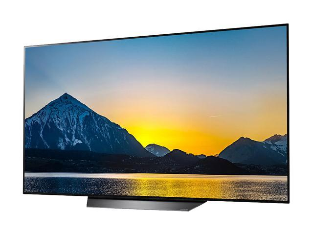 """LG B8 55"""" OLED 4K HDR Dolby Atmos Smart TV with AI ThinQ OLED55B8PUA"""