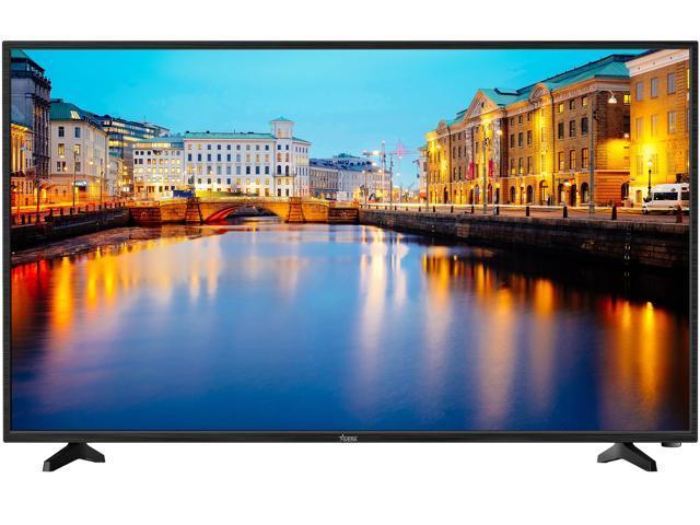 """Avera 49EQX20 49"""" 4K Ultra HD LED TV, Black"""