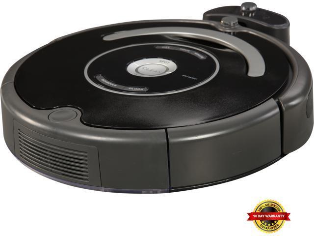Refurbished: iRobot 655 Roomba Robot Vacuum, Gray