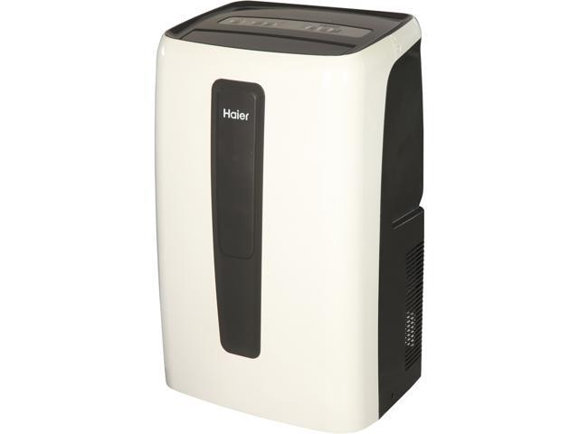 Refurbished: Haier HPC12XCR-LW 12,000 Cooling Capacity (BTU) Portable Air Conditioner