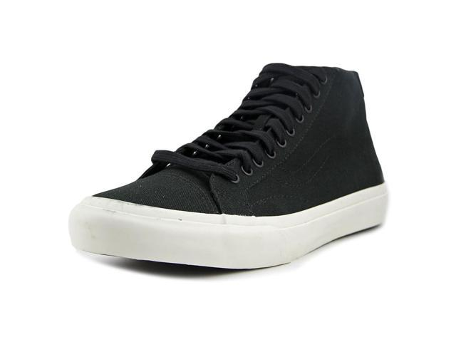 Vans Court Mid Men US 10 Black Skate Shoe