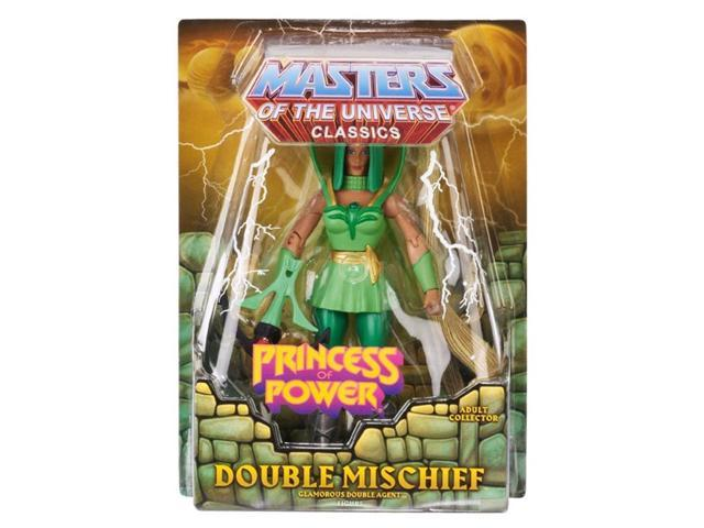 Masters of the Universe She-Ra Princess of Power Classics Action Figure Double Mischief - MOTU
