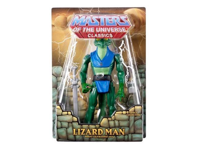 Masters of the Universe Classics Lizard man Figure - MOTU