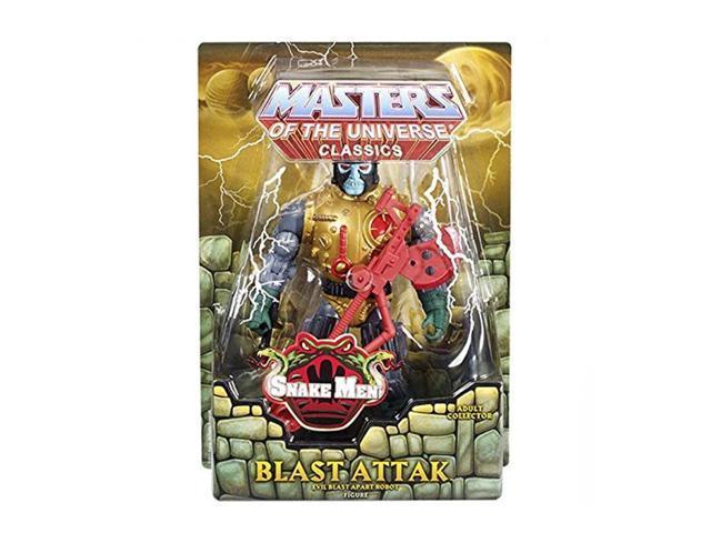 Masters of the Universe Classics Club Eternia Blast Attak Action Figure - MOTU