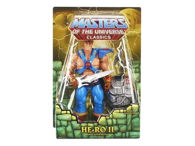 Masters of the Universe Classics He-Ro II Figure - MOTU