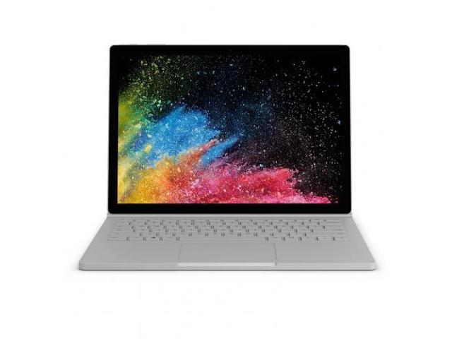 "Microsoft Surface Book 2 FUX-00001 Intel Core i7 8th Gen 8650U (1.90 GHz) 16 GB Memory 512 GB PCIe SSD NVIDIA GeForce GTX 1060 15.0"" Touchscreen 3240 x 2160 Detachable 2-in-1 Laptop Windows 10 Pro"
