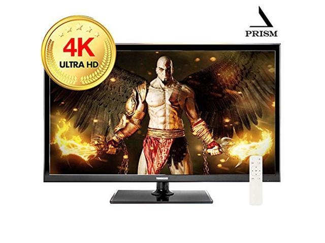 """PRISM Korea M280PU Pro 28"""" 4K UHD (3840x2160) FHD, 1ms Gaming Monitor PIP, PBP, HDCP, Flicker Free, Low Blue Light, DP, HDMI, Remote Included"""