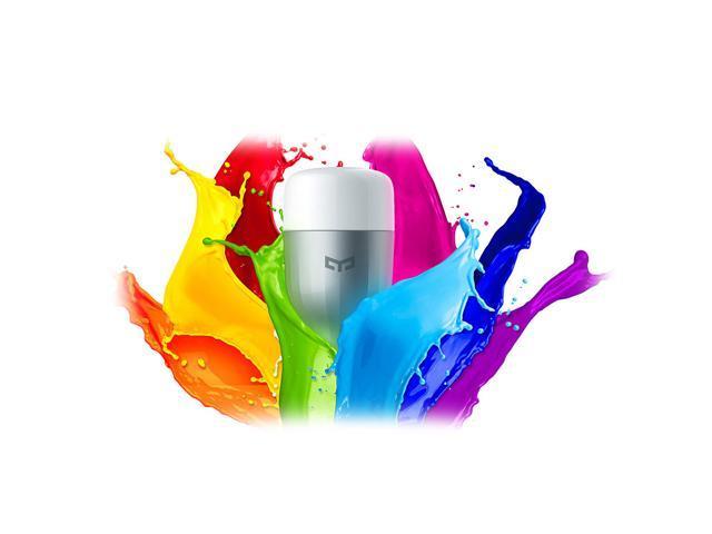 Xiaomi Yeelight II E27 9W 600 Lumens Smart LED Bulb Mi Light WiFi Smart Phone Remote Control