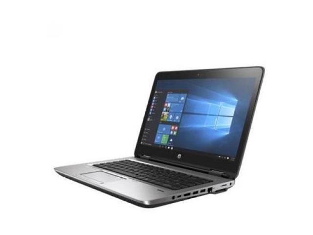 "HP ProBook 640 G3 - 14"" - Core i5 7300U - 4 GB RAM - 500 GB HDD"
