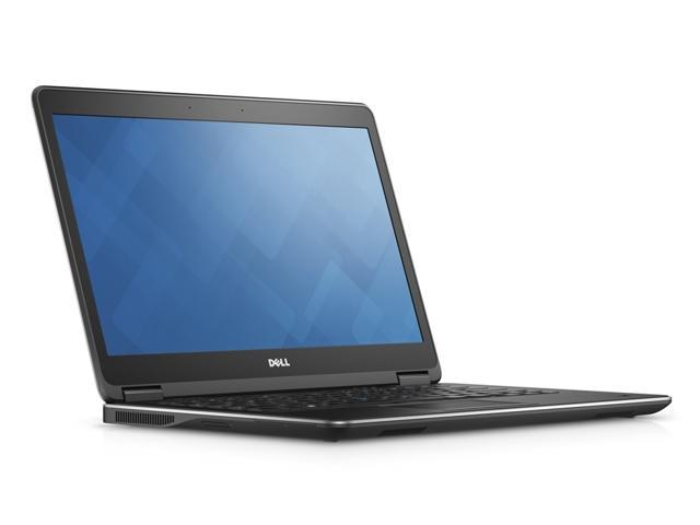 "Refurbished: Dell Latitude E7440 i5 4300U 1.9GHz 8GB 128GB SSD 14"" HD Win 7 Pro 64 Bit Mini Display Port HDMI Ultrabook Laptop"