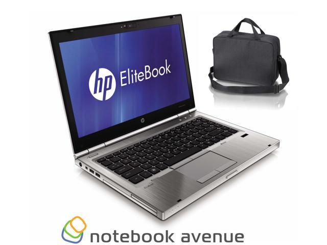 "Refurbished: EliteBook 8470P i5 3340M 4G 500G 14"" HD W7 Pro ExpressCard/54 1394a Firewire Modem CAM Finger Reader- HP Business Laptop - FREE Carrying Case"