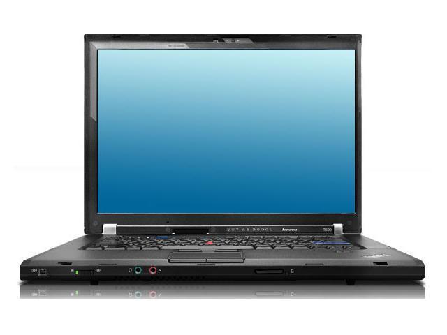 Refurbished: Lenovo Thinkpad T400, Intel Core 2 Duo 2.4 2G 160G CDRW/DVD Wireless Built-in Webcam Windows 7 Pro