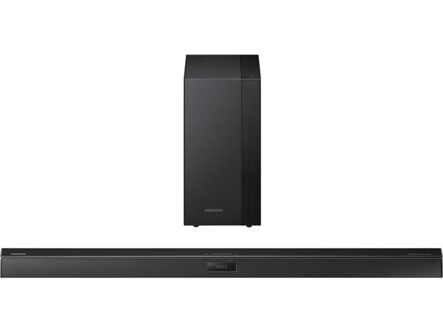 Samsung 2.1 Sound Bar w/ Subwoofer and Bluetooth