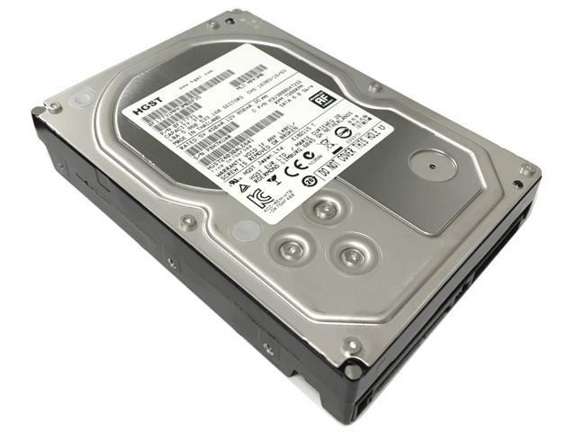 """Refurbished: HGST Ultrastar 7K4000 HUS724030ALE641 (0F17731) 3TB 64MB Cache 7200 RPM SATA III 6.0Gb/s 3.5"""" Enterprise Internal Hard Drive - OEM"""
