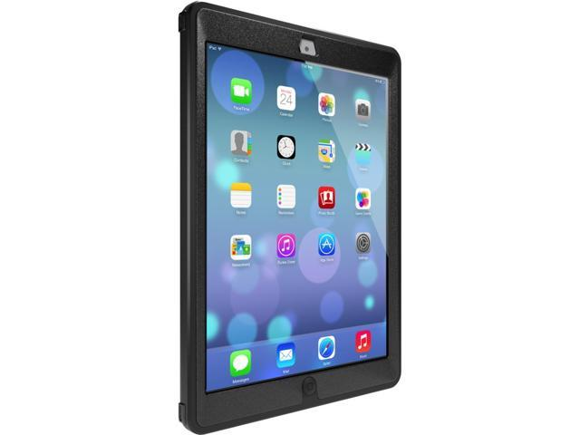 "Refurbished: Apple iPad 4 w/ OtterBox Protective Case - 9.7"" LED-backlit Retina Display - 16GB, dual-band 802.11n, Bluetooth, iOS 10 - Genuine Apple Charger Included - A1458 MD510LL/A - Grade B"