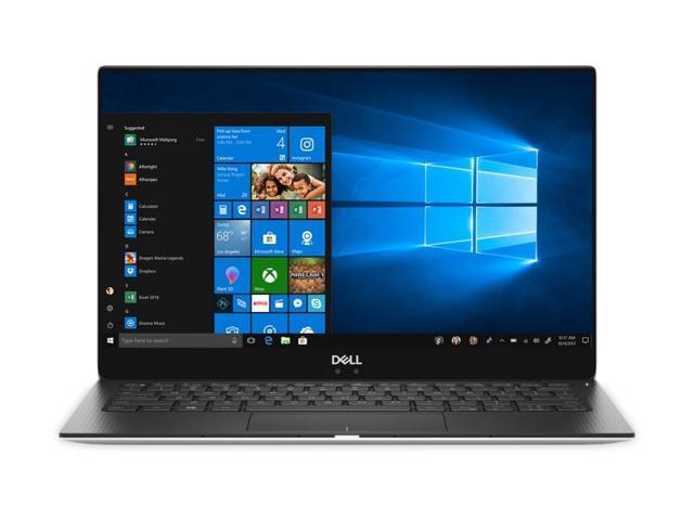 "Dell XPS 13 9370 4K UHD Intel Core i5-8250U 8 GB Memory 128 GB PCIe SSD Windows 10 Home 13.3"" IPS Touch Display"