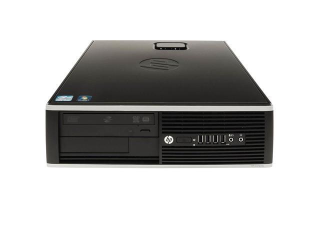 Refurbished: HP Compaq 8300 Elite SFF PC Intel Core i5-3470 3.2GHZ 4GB RAM 500GB HDD Windows 7 Pro