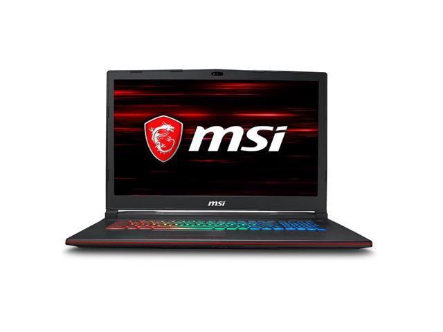 "MSI GP63 Leopard 15.6 inch Premium Gaming and Business Laptop (Intel 8th Gen i7-8750H 6-C, 16GB RAM, 1TB HDD + 512GB Sata SSD, 15.6"" FHD 1920x1080, GTX 1060, Backlit Keyboard, Win 10 Home) VR Ready"