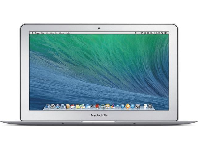 "Refurbished: Apple MacBook Air MD711LL/B 11.6"" Laptop 1.4 GHz Intel Core i5 4 GB Memory 128 GB Flash Storage (Early 2014) - Grade B"