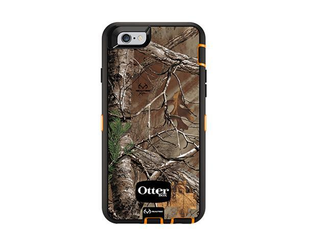 Otterbox Defender Series Case with Realtree Camo for iPhone 6 Plus ... b727b746521d