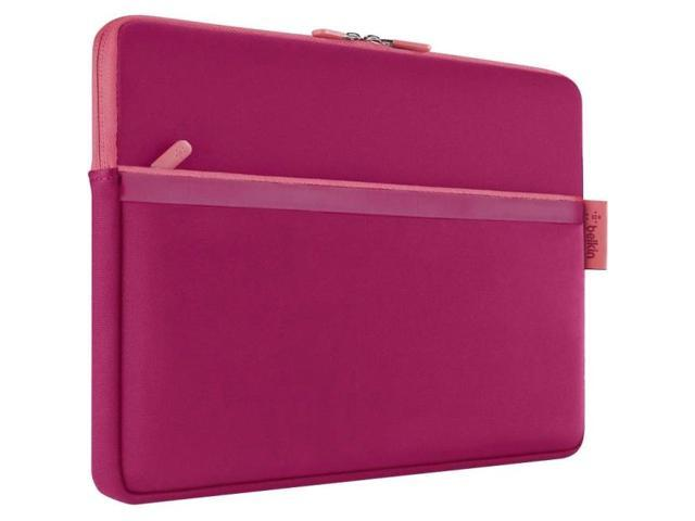 Belkin Pocket Sleeve for Microsoft Surface, Surface Pro, Surface 2, Surface Pro 2, and Surface 3 (Pink) F7P351btC02