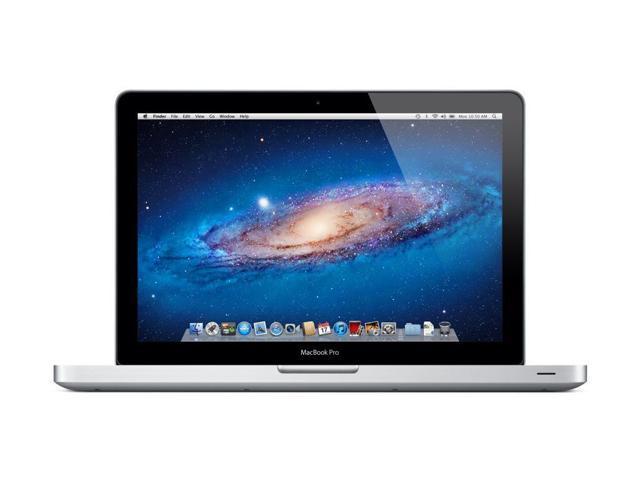 "Refurbished: Apple Laptop MacBook Pro A1278 Intel Core i5 2435M (2.40 GHz) 8 GB Memory 240 GB SSD Intel HD Graphics 3000 13.0"" Sierra"