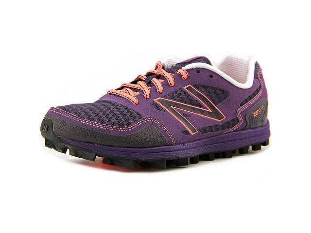 New Balance WT00 Women US 9.5 Purple Trail Running UK 7.5 EU 41