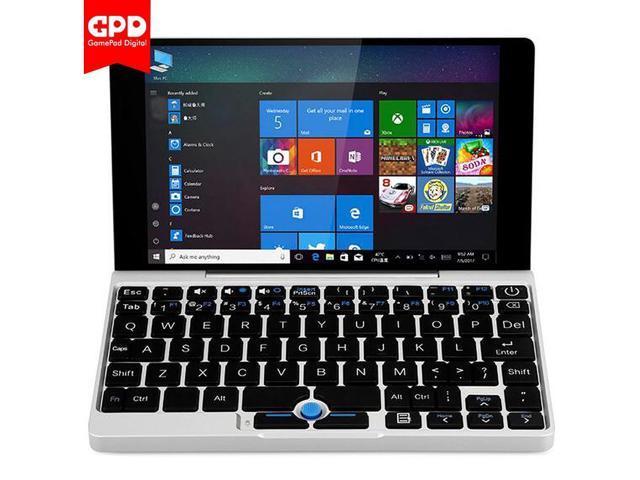 GPD Pocket 7.0 inch Mini Laptop UMPC Windows 10 Intel Atom X7-Z8750 Quad C 7.0 inch Mini Laptop UMPC Windows 10 Intel Atom X7-Z8750 Quad Core 1.6GHz 8GB RAM 128GB eMMC Dual WiFi OTG HDMI Bluetooth 4.1