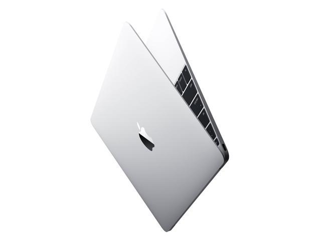 Refurbished: Apple Macbook (MLHA2LL/A) 12-inch Retina Display Intel Core m3 256GB - Silver (Early 2016)