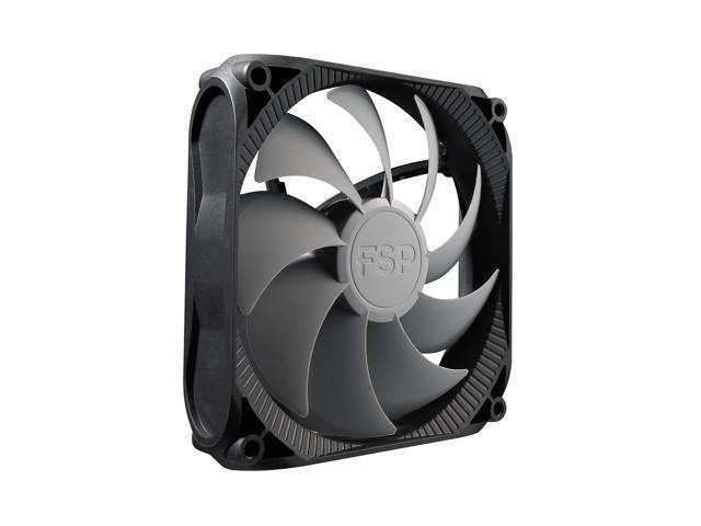 FSP 140mm Quiet FDB Fluid Dynamic Bearing Case Fan for Computer Cases (CF14F01)
