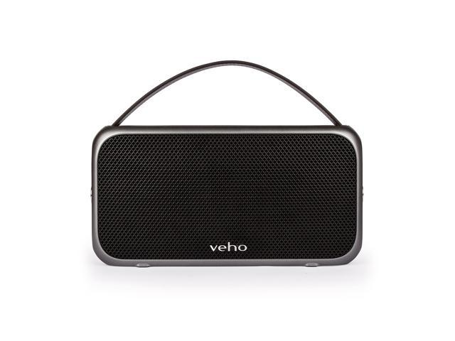 Veho M-7 Mode Retro Water Resistant Speaker with Power Bank
