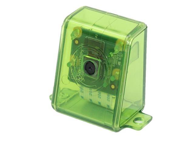 Raspberry Pi Camera Case / Enclosure - Green