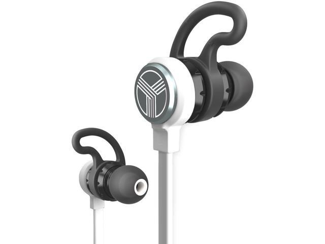 633bc9c1721 TREBLAB J1 - Bluetooth Earbuds w/aptX, Best Wireless Headphones for Sports  Gym Running [2019 Upgraded] IPX6 Waterproof Sweatproof, Magnetic Ear Buds  Headset ...