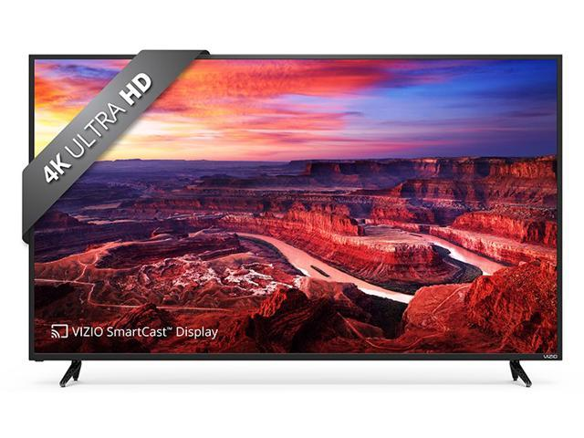 "Refurbished: VIZIO SmartCast E-series 50"" Class 4K (3840 x 2160) Home Theater Display w/ Chromecast Built-in"
