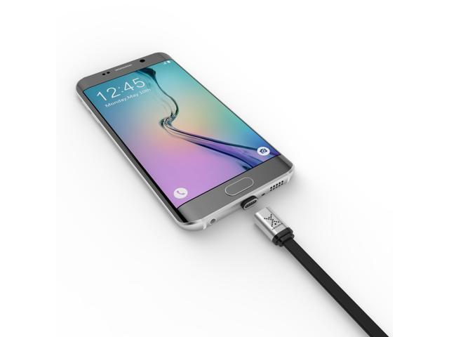 Lexuma XMAG Magnetic Micro USB Charging Cable for HTC, Samsung, Sony, LG, Android devices