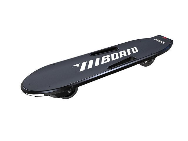 Yiiboard: The First Two-Wheeled Waterproof & Anti-compression Electric Skateboard with LED lights