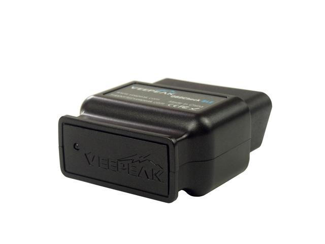 Veepeak Bluetooth 4.0 OBD2 Scanner Reader iOS & Android Diagnostic Tool for Year 1996 and Newer Vehicles in the US