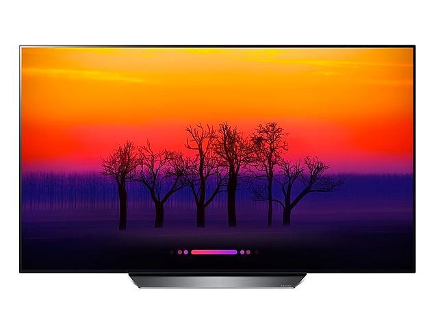 """LG B8 65"""" OLED 4K HDR Dolby Atmos Smart TV with AI ThinQ  OLED65B8PUA"""