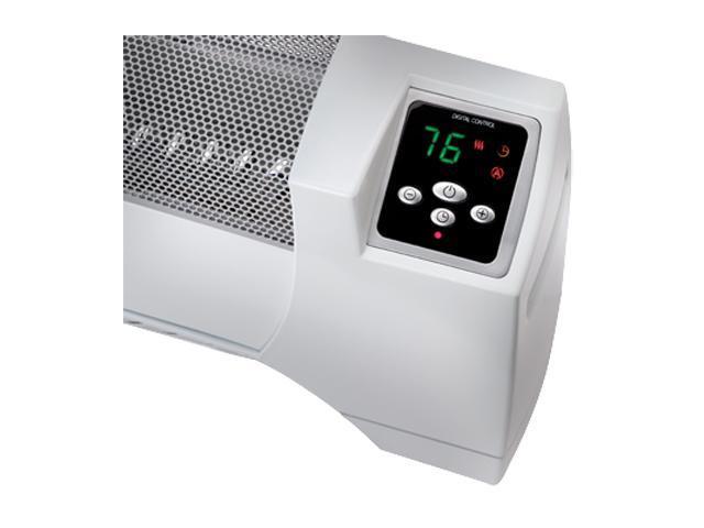 Lasko 1500 Watt Low Profile Floor Room Heater