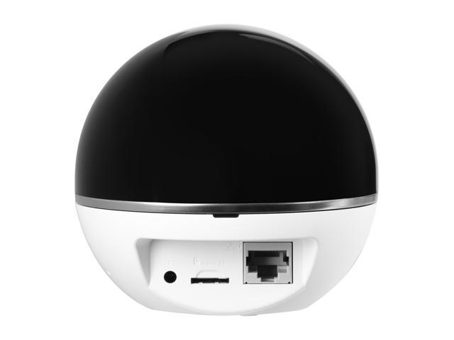 EZVIZ Mini 360 Plus HD 1080p Pan and Tilt Wi-Fi Indoor Cloud Camera, Works with Alexa and Google Home Using IFTTT (EZMIN360PLS)