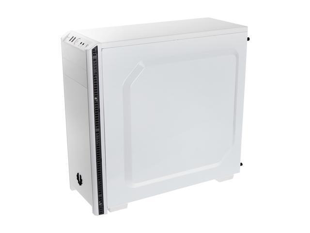 BitFenix Nova TG White ATX/mATX/Mini ITX Midi Tower Case - Tempered Glass Window BFX-NTG-100-WWWKK-RP