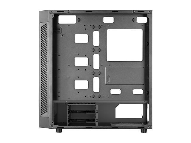 DEEPCOOL MATREXX 55 ADD-RGB ATX Mid-Tower Case Full-size Tempered Glass Motherboard SYNC Control ADD-RGB Lighting System