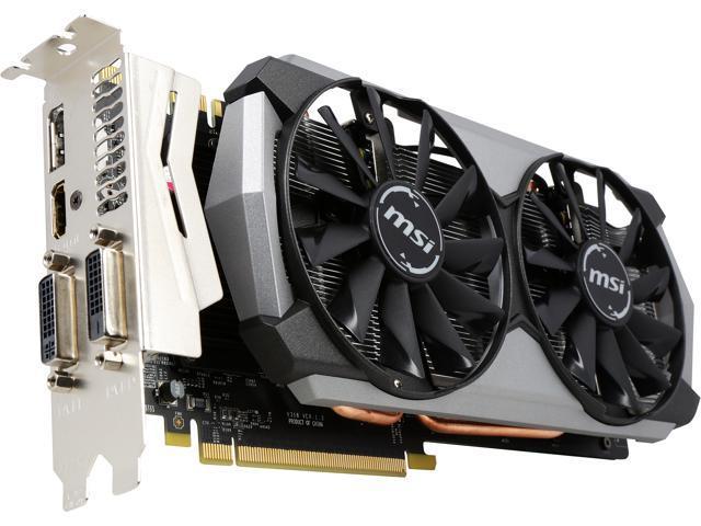 Refurbished Msi Geforce Gtx 970 Directx 12 Gtx 970 4gd5t Oc
