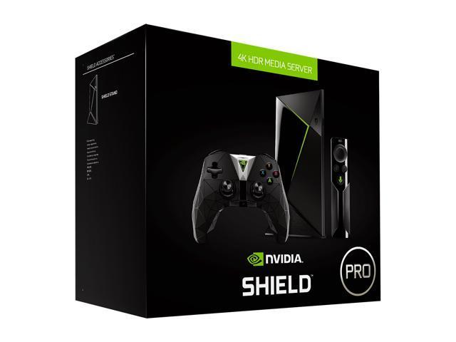 NVIDIA® SHIELD™ TV Pro | Home Media Server