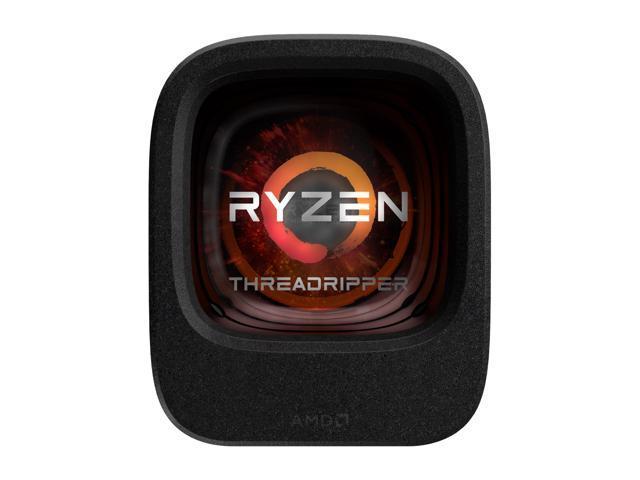 AMD 1st Gen RYZEN Threadripper 1920X 12-Core / 24 Threads 3.5 GHz Socket sTR4 180W YD192XA8AEWOF Desktop Processor